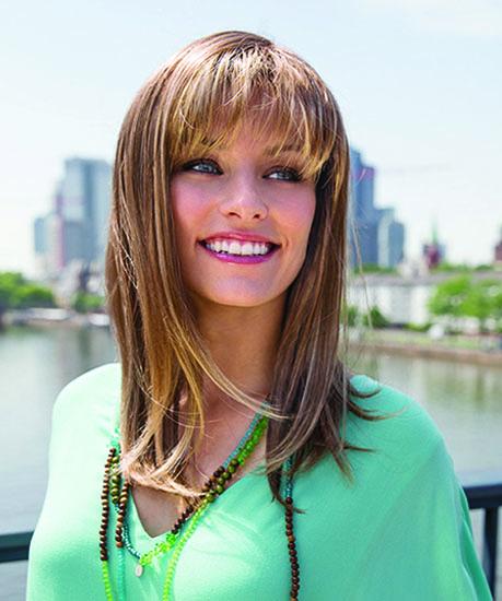 Perruque coupe longue moderne en vente dans notre salon Paris 8